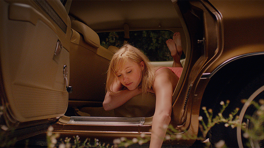 Fotograma de 'It Follows' - David Robert Mitchell (2014)