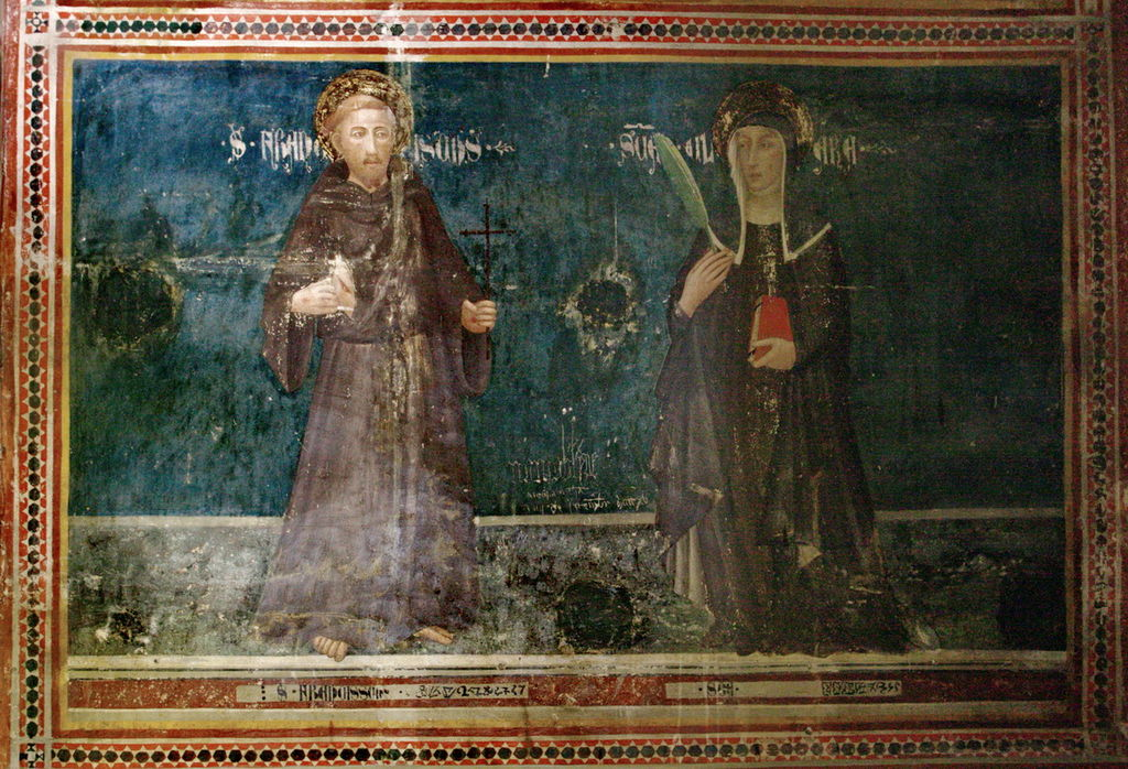 Monastir Pedralbes Graffiti