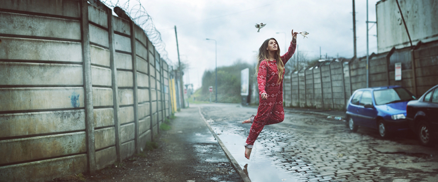 Rosie Hardy surreal photography