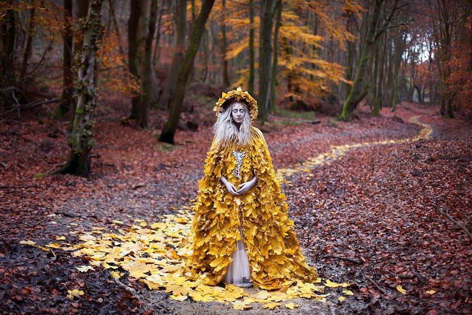 Kirsty Mitchell Conceptual Photography Wonderland