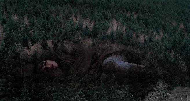 Fotograma de 'Under the Skin'.