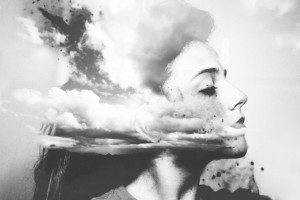 Silvia Grav, proyecto Self-portrait