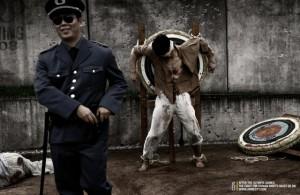 Trucho para Amnistía Internacional