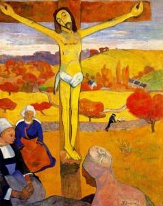 Gauguin - Cristo