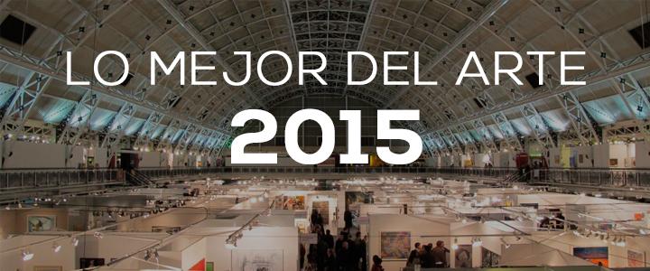 arte, exposiciones, ferias y eventos en 2015
