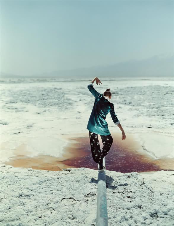 Luis Sanchis fotografía de moda
