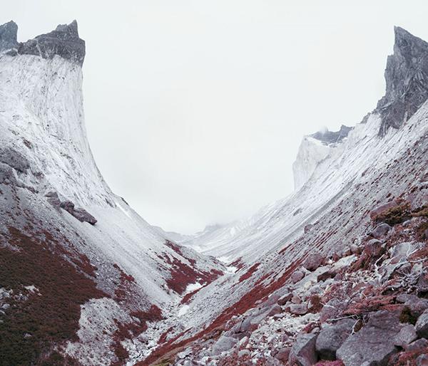 Reuben Wu fotografía paisaje