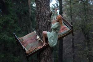 Katerina Plotnikova, making of