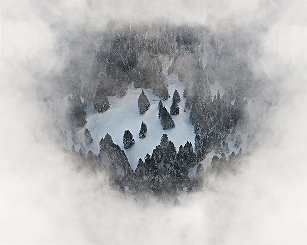 Bernhard Lang fotografía aérea paisajes