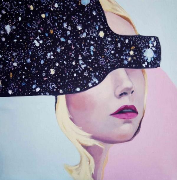 Cosmos-Lorena García Mateu Artista The Lighting Mind