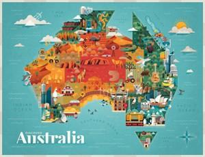 Jimmy Gleeson, Discover Australia