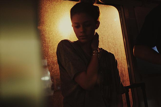 Fotografía Nirrimi Hakanson retrato