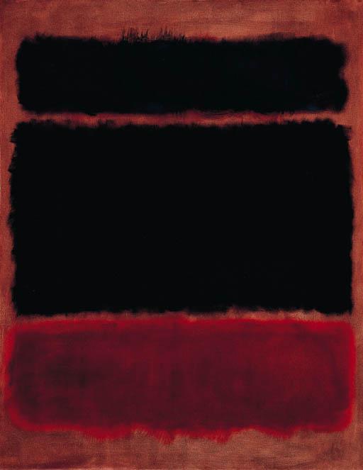 NEgro en profundo rojo, 1957