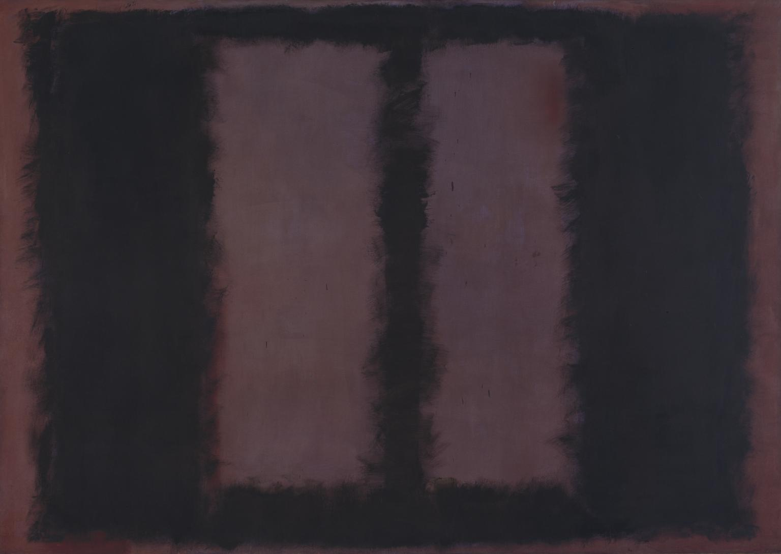 Negro en marrón, 1958