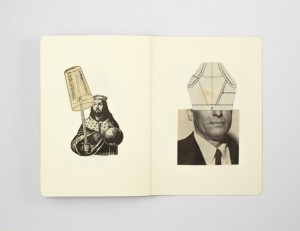 Parejas, cuadernos de collage_04