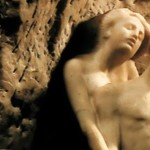 Rodin, Adam and Eve expelled from Paradise