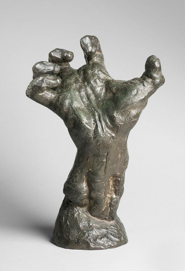 Rodin - The Clenched Hand
