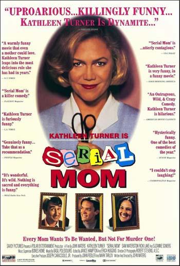 Cartel de Serial Mom