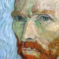 Autorretrato de Van Gogh, 1889, ól/lz. Museo de Orsay