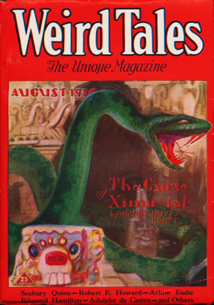 Edición agosto 1930