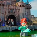 The Little Mermaid Banksy Dismaland