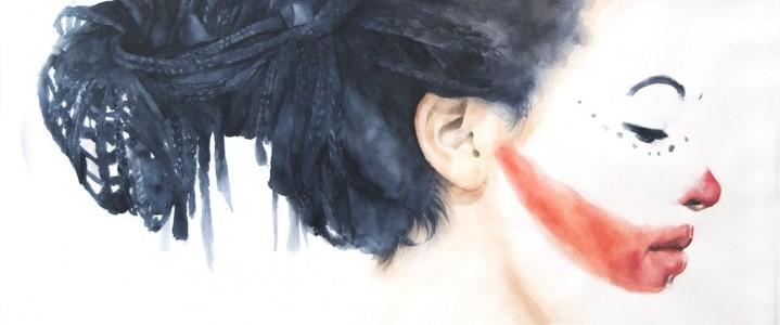 perteneciente a la serie CLOWNS- Cristina Franco Roda_