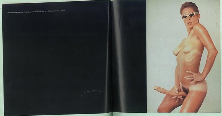 Lynda Benglis Artforum