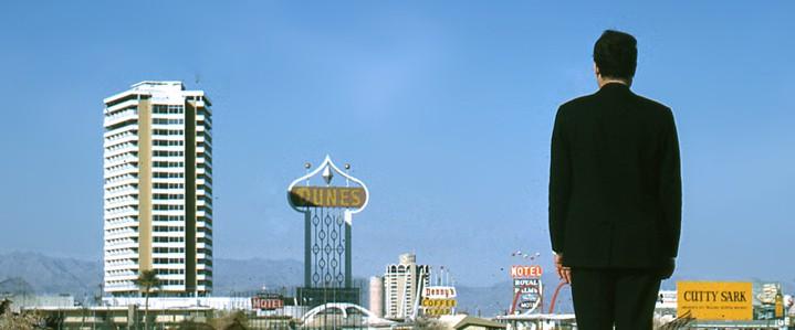 """Robert Venturi """"aprendiendo de Las Vegas"""", 1968"""