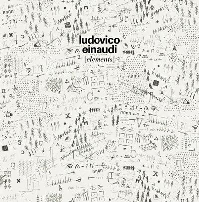 Elements trabajo discográfico Ludovico Einaudi disco portada actualidad cd cover símbolos