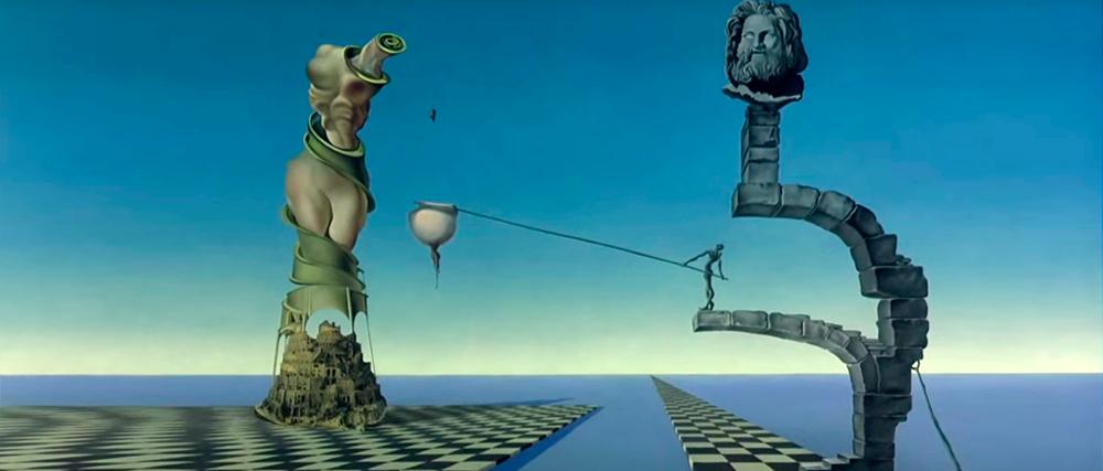 Destino cortometraje Dalí Disney