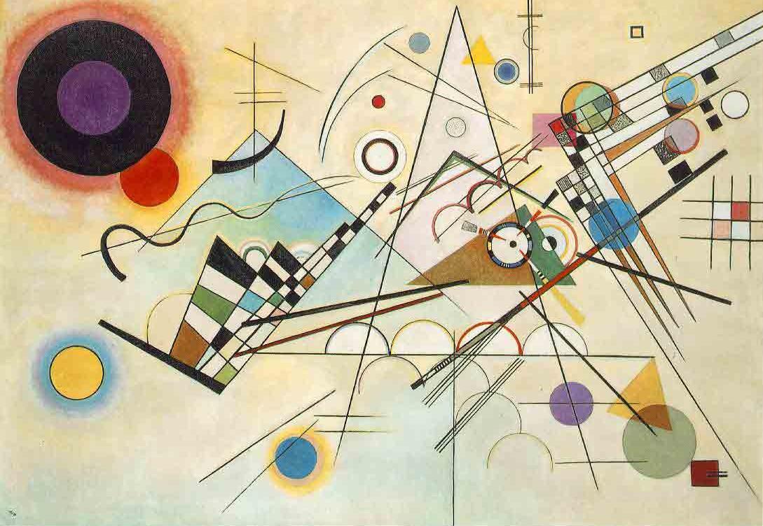 Kandinsky - Composicion 8