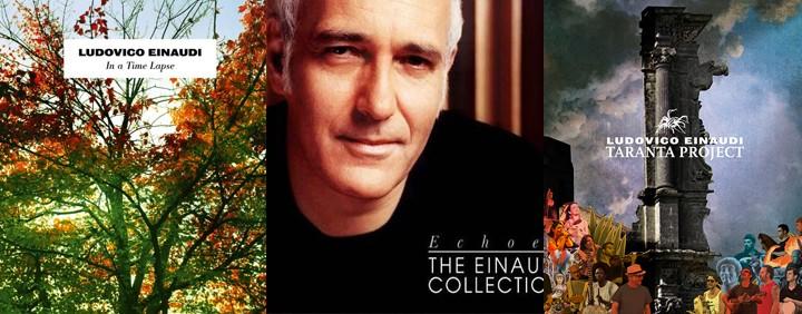 Discografía Ludovico Einaudi música arte melodía portada artista inspiración