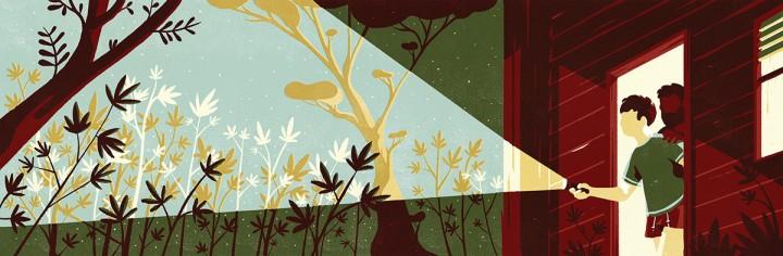 Tom Haugomat – In the grass