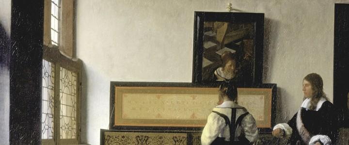 la-leccion-de-musica Vermeer