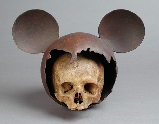Nicolas Rubinstein, Mickey is A Rat Exhibition, 2010.
