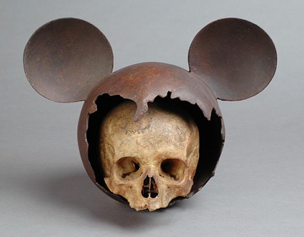 Nicolas Rubinstein, Mickey is A Rat Exhibition, 2010.