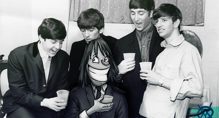 At Ringo´s home