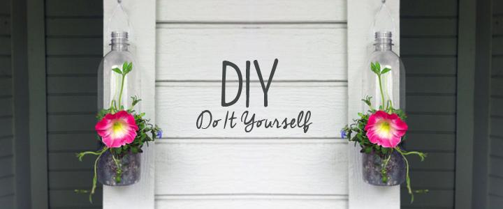 Proyecto Do It Yourself fusión arte y reciclaje