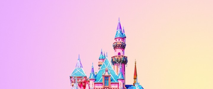 Matt Crump Candy Castle Disneyland