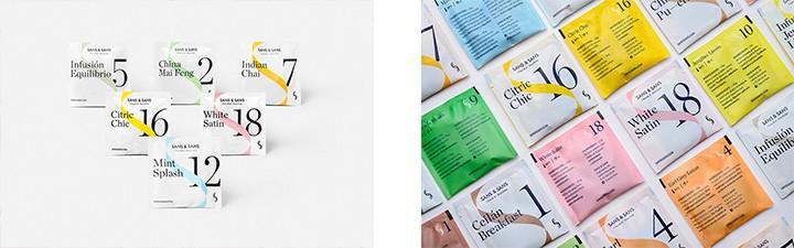 Andrés Requena, Atelier bags para Sans & Sans