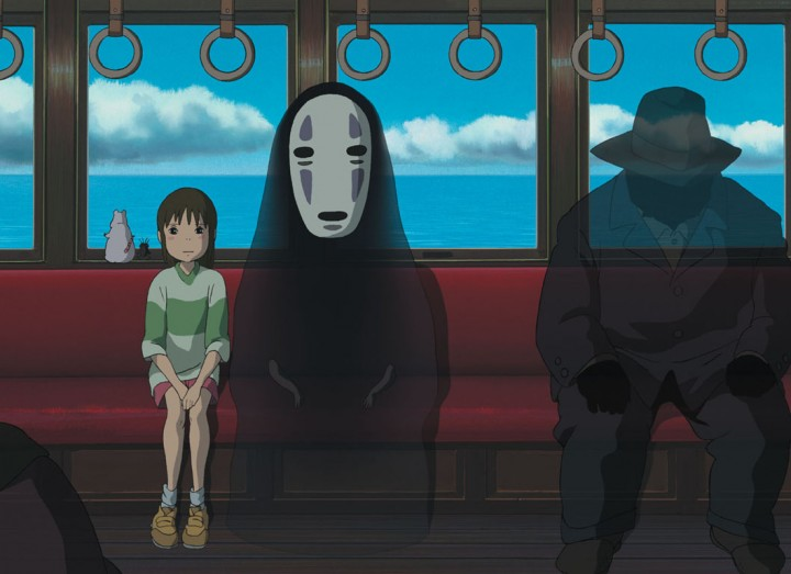 Escena El Viaje de Chihiro