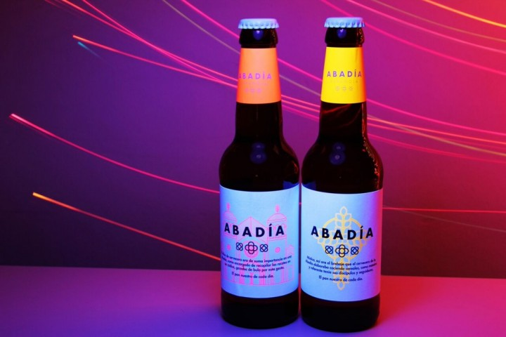 TSMGO, cerveza Abadía