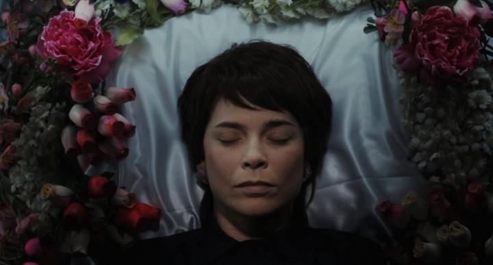 La actriz Anne Dorval en J'ai tué ma mère (2009)