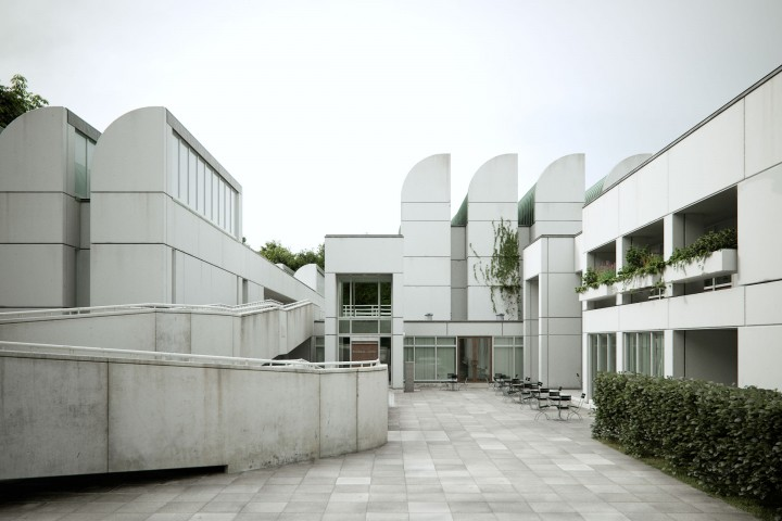 Bertrand Benoit - Bauhaus Archiv (Walter Gropius)