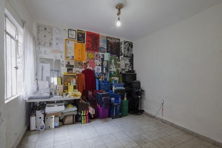 Exposición individual del artista Isauro Huizar en Biquini Wax. Fotografía: cortesía del espacio.