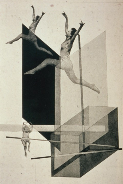 Moholy-Nagy, Human Mechanics