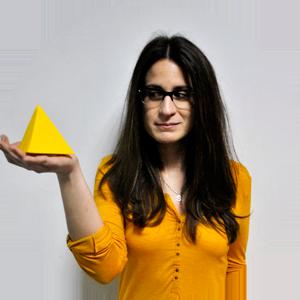 blogger Silvia Santillana en the lighting mind