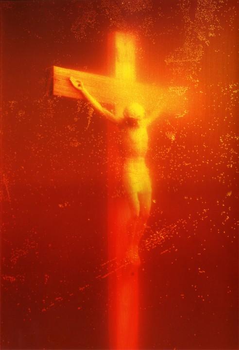 Andrés Serrano lo hizo antes que los titiriteros:'Piss Christ' y la censura - The Lighting Mind