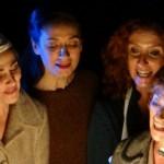 Cinc actrius lligen Rodoreda