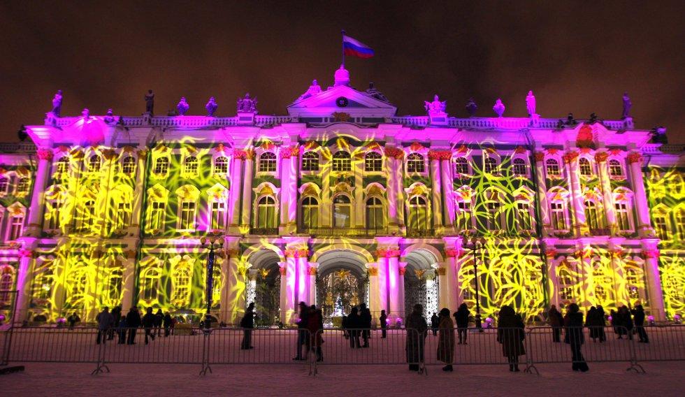 Museo Hermitage. San Petersburgo.